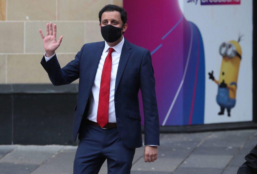 Scottish Labour leader Anas Sarwar.