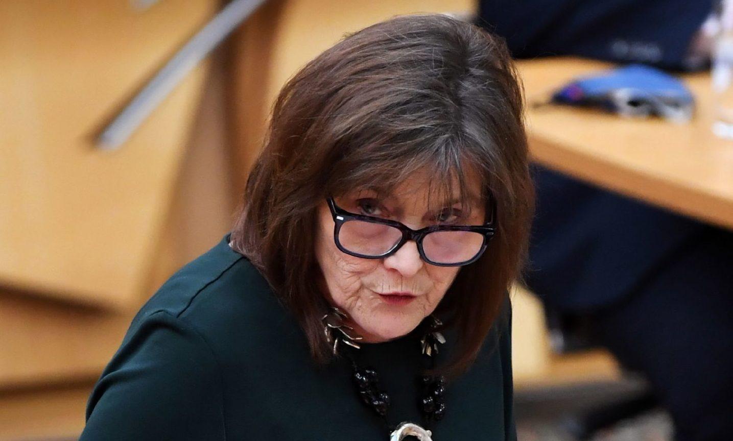 Health Secretary Jeane Freeman updated Holyrood on the cases, affecting three Bureau Veritas employees.
