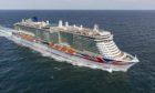 P&O cruise ship Iona