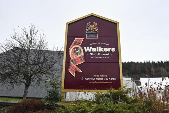 A Covid outbreak has hit a Walker factory in Aberlour