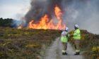 Fire crews on-scene in Kingston