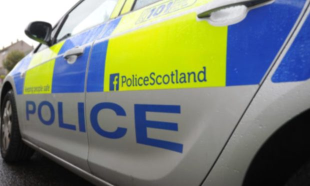 The incident is believed to have happened between Friday evening and Monday morning.
