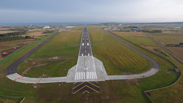 Architects chosen for new Moray aviation college which will support the new Poseidon fleet at RAF Lossiemouth