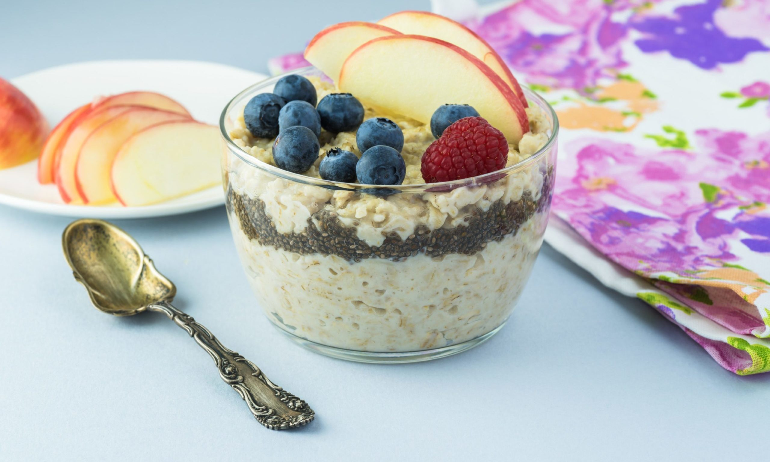 Brunch Box: Enjoy tasty and nutritious overnight oats with kefir | Press and Journal