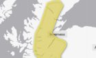 Snow and ice warning