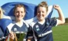 Niamh Donnelly and Jenny Durkin