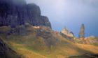 Old Man of Storr,  Skye. Lorne Gill, NatureScot