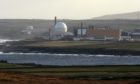 Dounreay, which is currently being decommissioned,  could become home to a pioneering new plant creating clean power after it was included in 15 sites for further invesigation. Picture Sandy McCook.