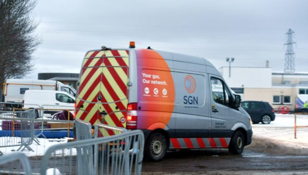 SGN will be undertaking a yearlong gas improvement project in Elgin
