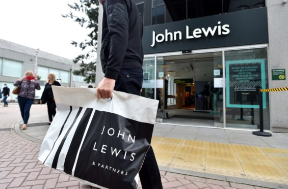 Public voice support for campaign to save Aberdeen's John Lewis store