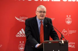 Former Don Clark looks ahead to a summer of big changes at Aberdeen