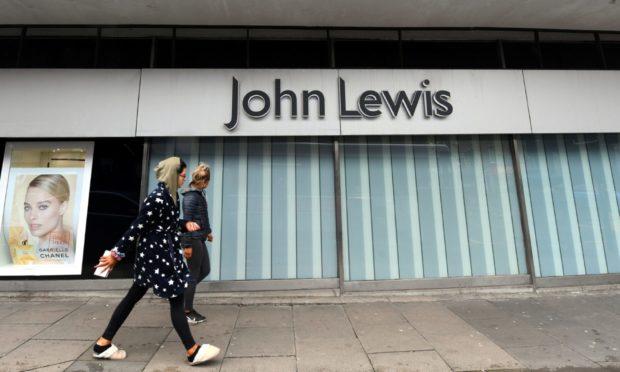 John Lewis will not reopen in Aberdeen