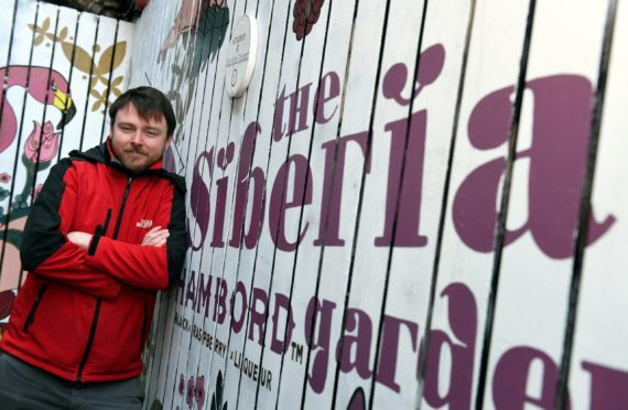 Stuart McPhee, of Siberia Bar and Hotel, is looking forward to welcoming customers back when the time is right