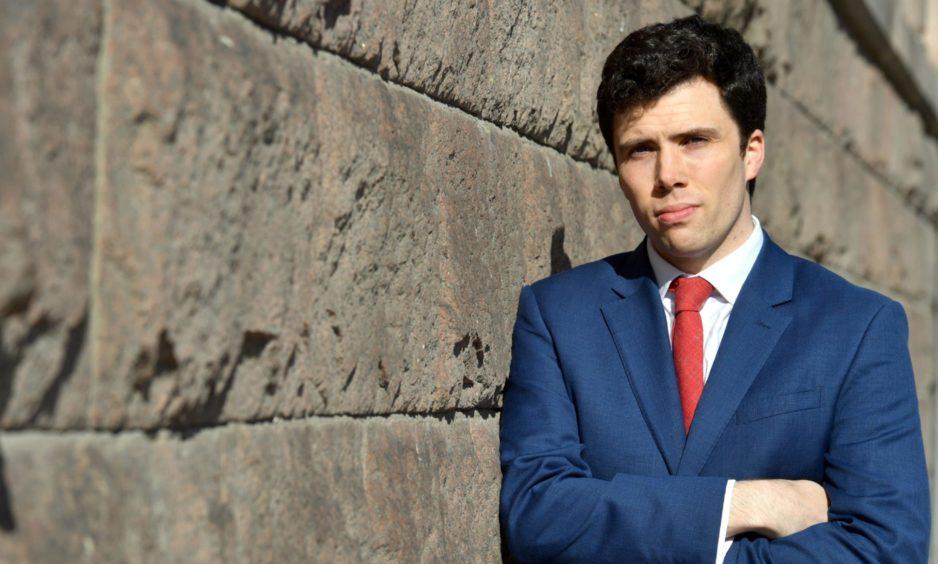 Aberdeen councillor Ryan Houghton.