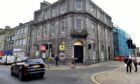 The former Clydesdale Bank in Fraserburgh.