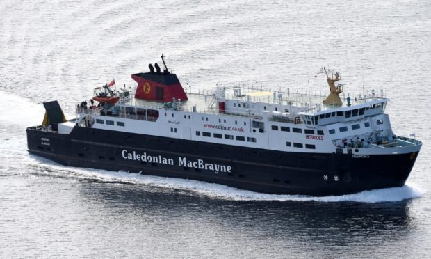 Concerns have been raised about the number of CalMac cancellations to Barra.
