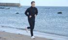 The Reverend Andrew Macleod has been enjoying ever longer runs as he prepares for his first marathon.