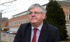 Councillor Graham Mackenzie praised council staff for spotting fraudulent Covid grant claims