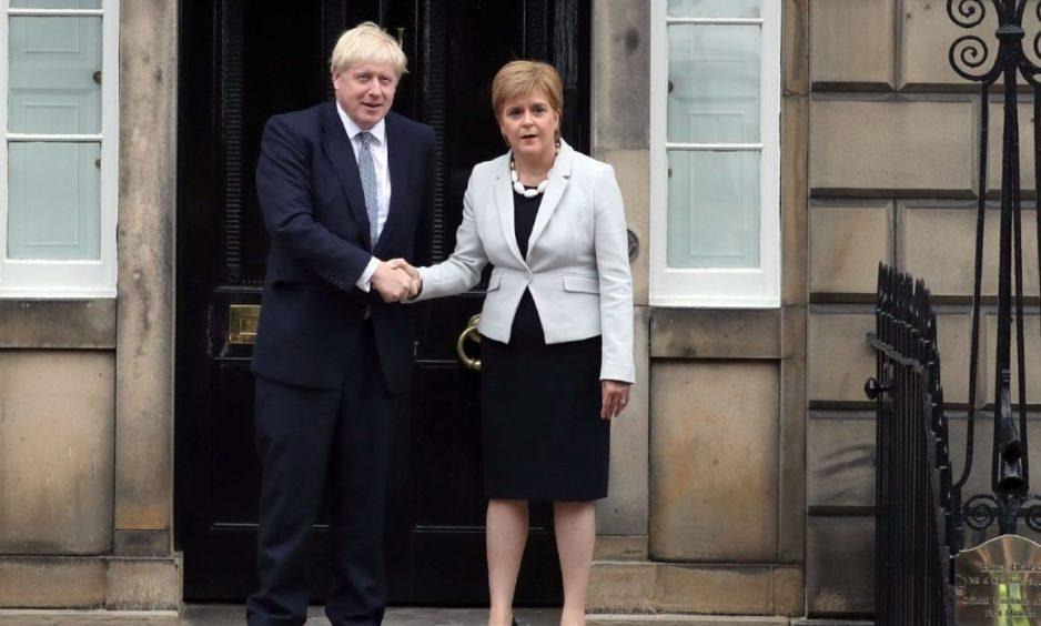 Boris Johnson referendum