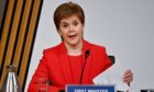 First Minister Nicola Sturgeon survived a vote of no confidence.