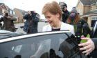 Nicola Sturgeon vote