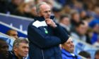 Sven-Goran Eriksson during his time in charge of Leicester City.