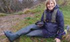 Sally Mackenzie helps to restore freshwater habitats and species.