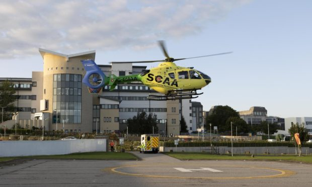Year One: Aberdeen's air ambulance crew still 'pinching themselves' in dream job