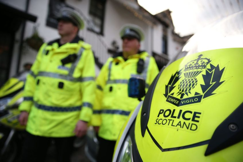Tories police officers