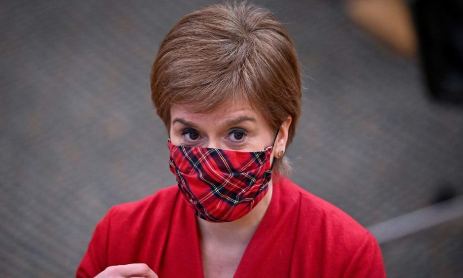 Sturgeon harassment
