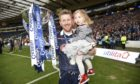 Ross County's Michael Gardyne with the League Cup trophy.   *** ROTA IMAGE - FREE FOR USE ***