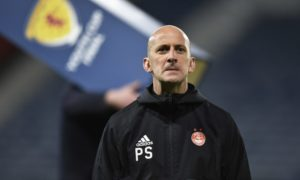 Interim boss Paul Sheerin insists Aberdeen focus must remain on strong finish to the season