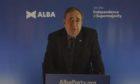 Alex Salmond Alba Party