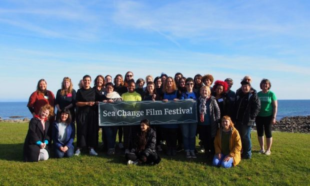 A film festival based on Tiree will screen online and in cinemas.