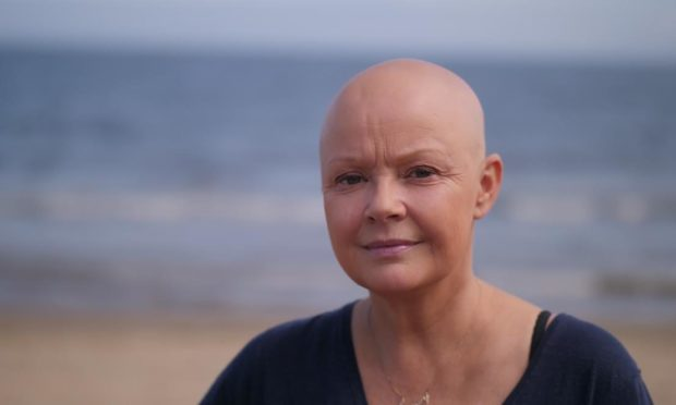 Author and presenter Gail Porter will be talking on the first day of the Fringe By The Sea arts festival.