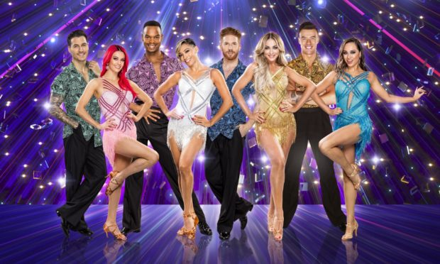Strictly Come Dancing: The Professionals is touring in 2021 then heading to Aberdeen in 2022.