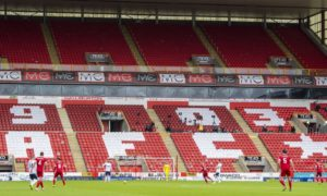 Empty stands: Aberdeen stalwart reflects on a year without watching football