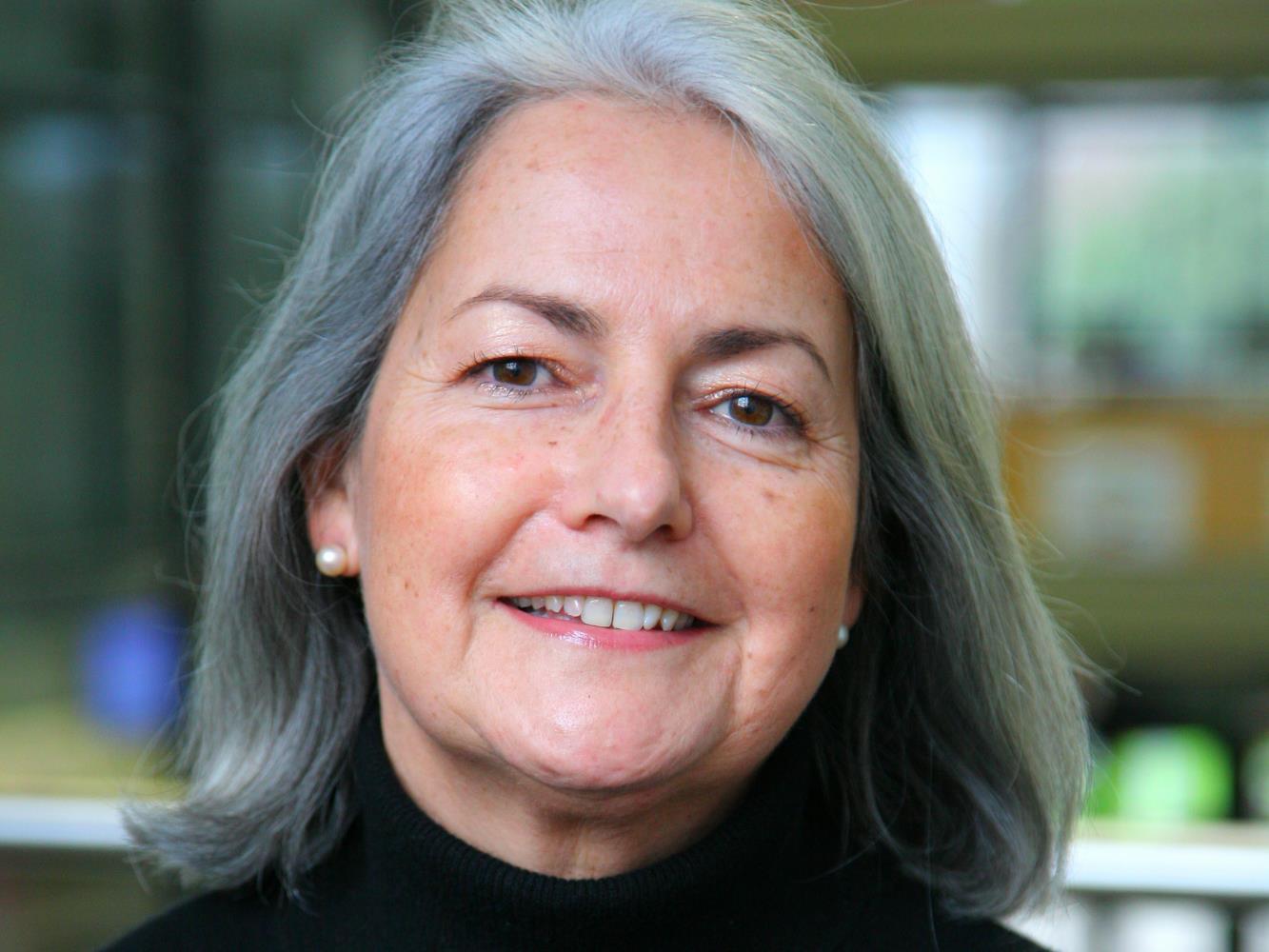 Dr Zoe Morrison, academic strategic lead in people, organisations and practice at RGU's Aberdeen Business School.