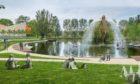 Revamped Cooper Park