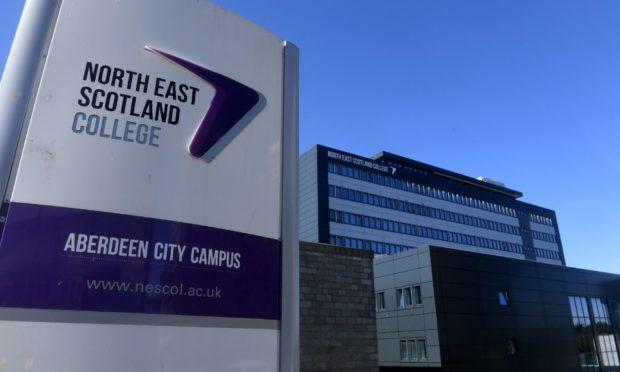 North East Scotland College, Aberdeen.