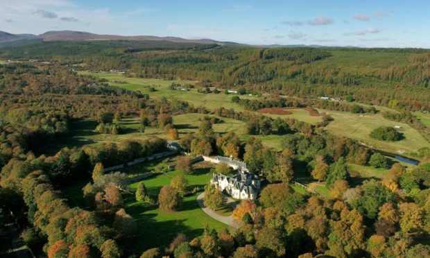 Gledfield Estate in Sutherland was on the market for £5m last year.