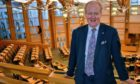 Stewart Stevenson is retiring from his role as Banffshire and Buchan Coast MSP.