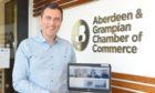 Aberdeen & Grampian Chamber Of Commerce chief executive Russell Borthwick.