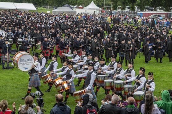 european pipe band championships