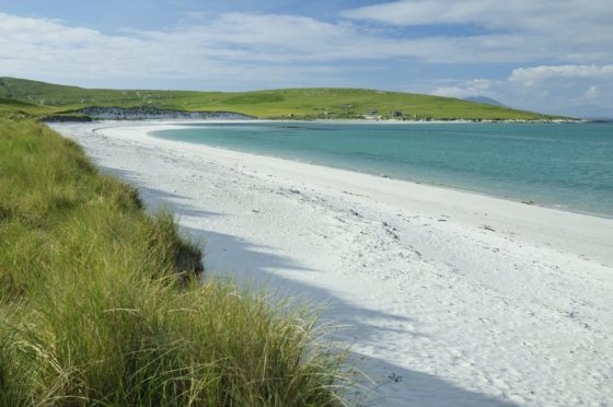 Berneray featured on the best beaches list by Lonely Planet.