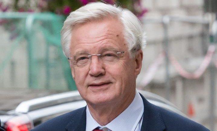 David Davis Nicola Sturgeon