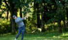 Aberdeen golfer David Law.