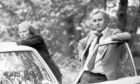 John Thaw (right) as Flying Squad detective Jack Regan in 1970s police drama, The Sweeney