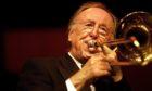 Mandatory Credit: Photo by Robert Vos/EPA/Shutterstock (8339632a) The Legendary Jazz Musician Chris Barber.