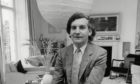 Professor Sir Alan Bowness  pictured in 1979
